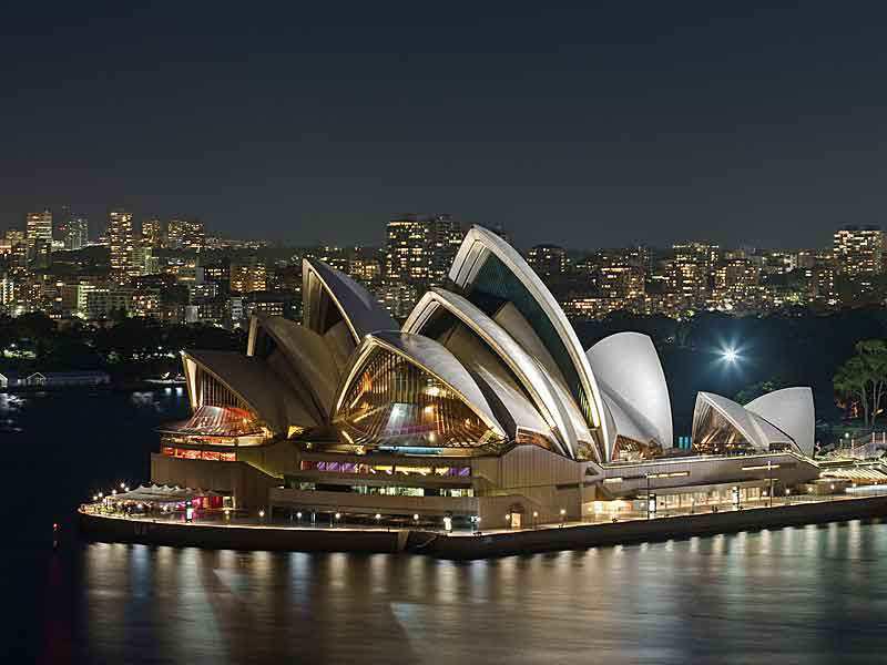 luna di miele australia