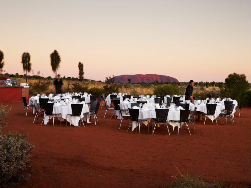 luna di miele deserto australia