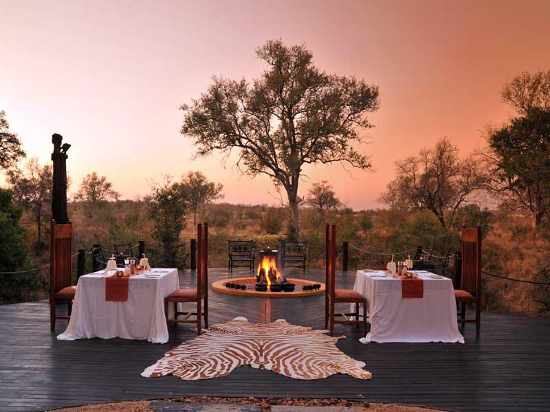 luna di miele di lusso sudafrica