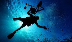 Diving Maldive
