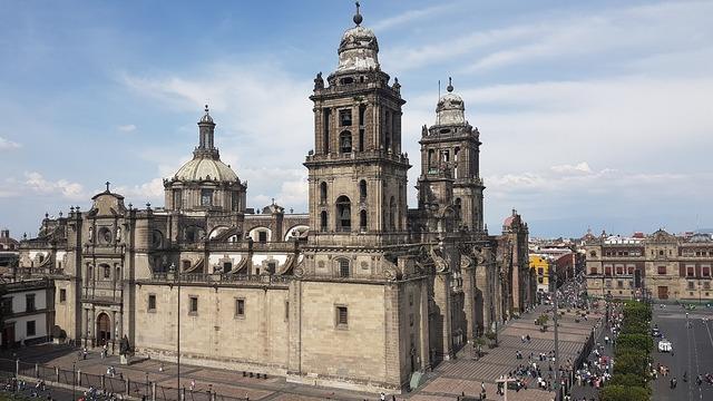 cattedrale Città del Messico