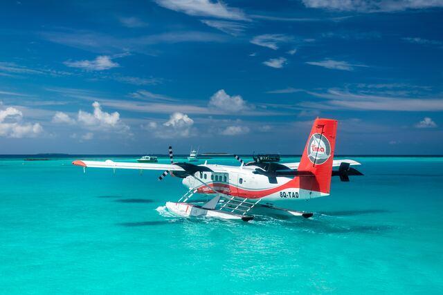 Maldive idrovolante