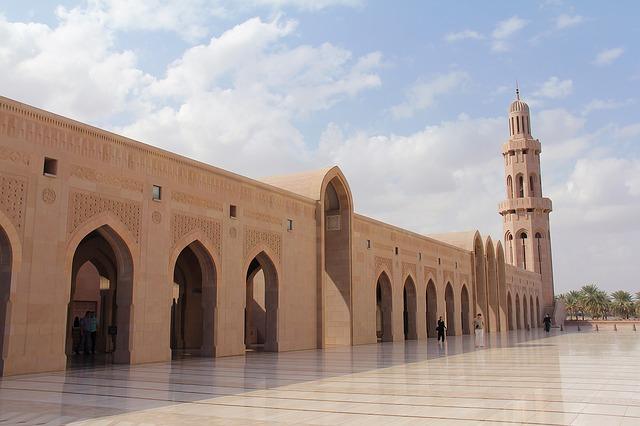 Muscat-moschea